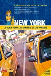 **New-York - Couverture - Format classique
