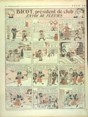 Dimanche Illustre N°86 du 19/10/1924 - Intérieur - Format classique