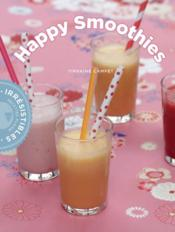 Vente livre :  Happy smoothies  - Tiphaine Campet