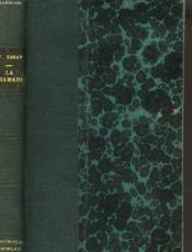 La Chamade - Couverture - Format classique