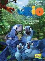Rio ; une terrible menace  - Stefan Petrucha - James Silvani - Amy Mebberson