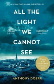 Vente livre :  All the light we cannot see  - Anthony Doerr