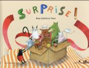 Vente livre :  Surprise !  - Anne-Isabel Le Touze