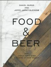 Vente livre :  Food & beer  - Daniel Burns