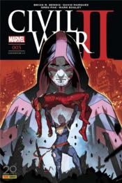 Vente livre :  Civil war II N.5  - M Bendis-B - Civil War Ii