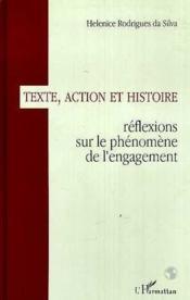 Texte Action Histoire - Couverture - Format classique