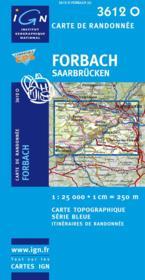 Forbach ; Saarbrücken - Couverture - Format classique
