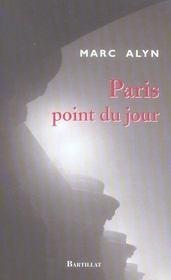 Paris Point Du Jour - Intérieur - Format classique