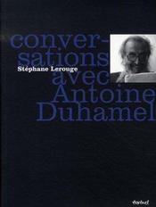 Conversations avec Antoine Duhamel - Intérieur - Format classique