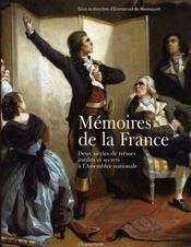 Mémoires de la france - Intérieur - Format classique