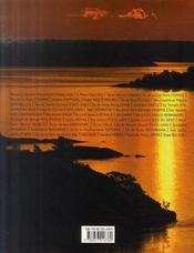 Les Plus Belles Iles Ou S'Evader Au Moins Une Fois Dans Sa Vie - 4ème de couverture - Format classique