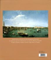 Venise Rococo ; l'art de vivre dans la Lagune au XVIIIe siècle - 4ème de couverture - Format classique