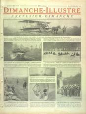 Dimanche Illustre N°87 du 26/10/1924 - Couverture - Format classique