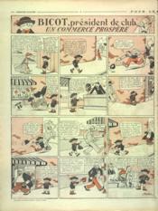 Dimanche Illustre N°87 du 26/10/1924 - Intérieur - Format classique