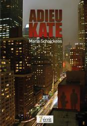 Adieu Kate - Couverture - Format classique