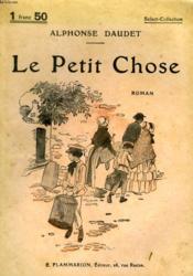 Le Petit Chose. Collection : Select Collection N° 65 - Couverture - Format classique
