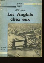 Les Anglais Chez Eux - Couverture - Format classique