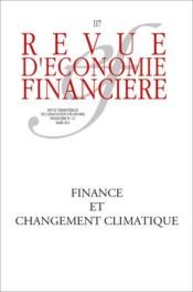 Vente  REVUE D'ECONOMIE FINANCIERE ; changement climatique et finance durable  - Revue D'Economie Financiere