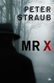 Vente livre :  Mr X  - Peter Straub