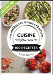 Cuisine végétarienne (édition 2017) - Couverture - Format classique