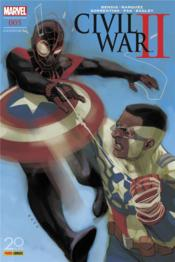Vente livre :  Civil war II N.5  - M Bendis-B+Marquez-D - Civil War Ii