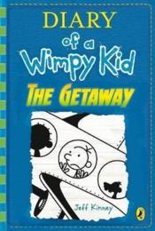 Vente livre :  Diary of a wimpy kid t.12 ; the getaway  - Jeff Kinney