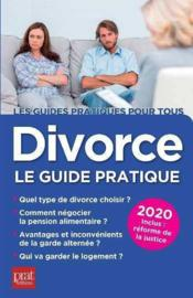 Vente  Divorce, le guide pratique (édition 2020)  - Emmanuele Vallas-Lenerz