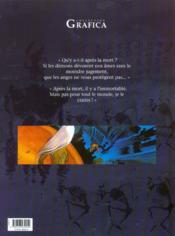 Les immortels t.3 ; la passion selon Nahel - 4ème de couverture - Format classique
