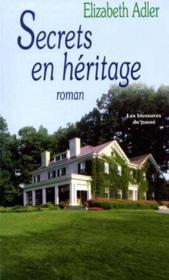 Secrets En Heritage - Couverture - Format classique