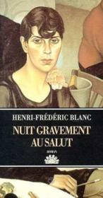 Nuit Gravement Au Salut - Couverture - Format classique