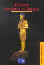 Egypte des dieux et deesses (l') - Intérieur - Format classique