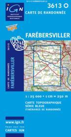 Farebersviller - Couverture - Format classique