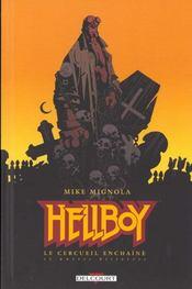 Hellboy t.3 ; le cercueil enchaîné - Intérieur - Format classique