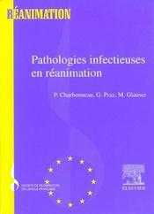 Pathologies Infectieuses En Reanimation - Srlf - Intérieur - Format classique