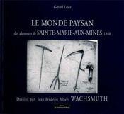 Le Monde Paysan - Intérieur - Format classique