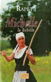 Michelle, la rebelle - Couverture - Format classique
