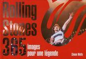 Rolling stones ; 365 images pour une légende - Intérieur - Format classique