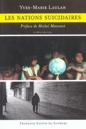 Les nations suicidaires (2e édition) - Intérieur - Format classique