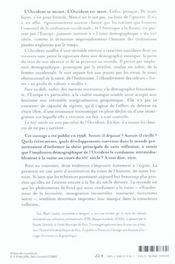 Les nations suicidaires (2e édition) - 4ème de couverture - Format classique