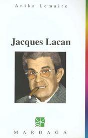 Jacques Lacan - Intérieur - Format classique