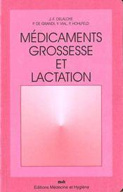 Medicaments, grossesse et lactation 2ed - Intérieur - Format classique