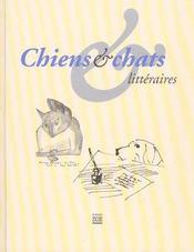 Chiens et chats littéraires - Intérieur - Format classique