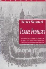 Terres promises ; avatars du mouvement - Intérieur - Format classique
