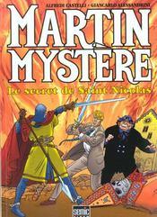 Martin Mystere T.1 ; Le Secret De Saint Nicolas - Intérieur - Format classique