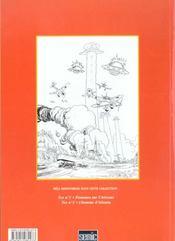 Martin Mystere T.1 ; Le Secret De Saint Nicolas - 4ème de couverture - Format classique