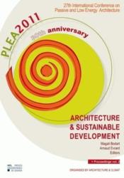 Vente  Vol 2 27th International Conference On Passive And Low Energy Architecture  - De Herde A