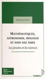 Mathematiques Astronomie Biologie - Couverture - Format classique