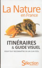 Vente livre :  La nature en France  - Collectif