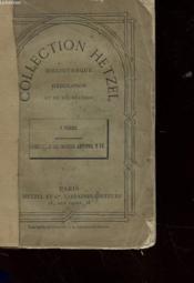 Mirifiques Aventures De Maitre Antifer - Seconde Partie - Couverture - Format classique