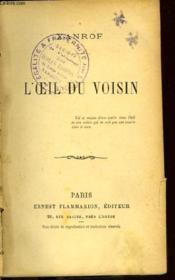 L'Oeil Du Voisin - Couverture - Format classique